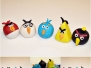 Novelty Cakes - Angry Birds (NC4)