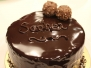 Sacher Torte & Mini Chocolate-Almond Cup Cookies (ST1)
