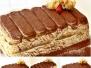 Tiramisu & Chocolate Peanut Slice (TC1)