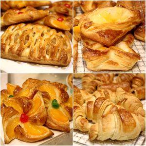 danish-pastries-croissant